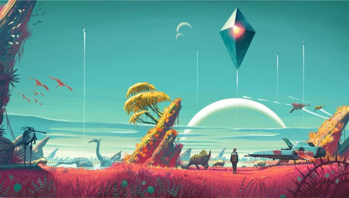 How No Man's Sky's infinite universe was designed