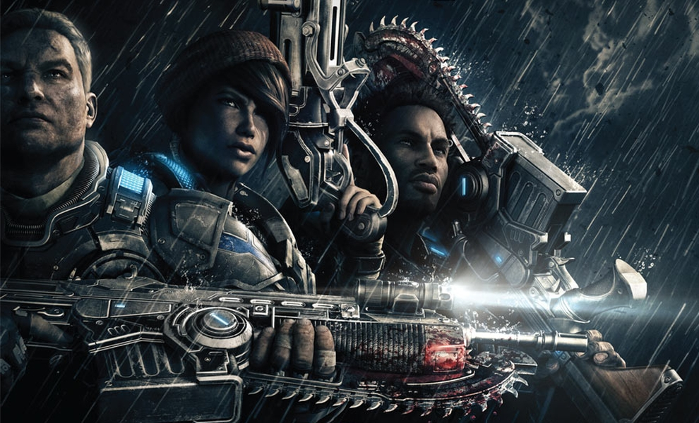 Gears of War 4 Beta Impressions