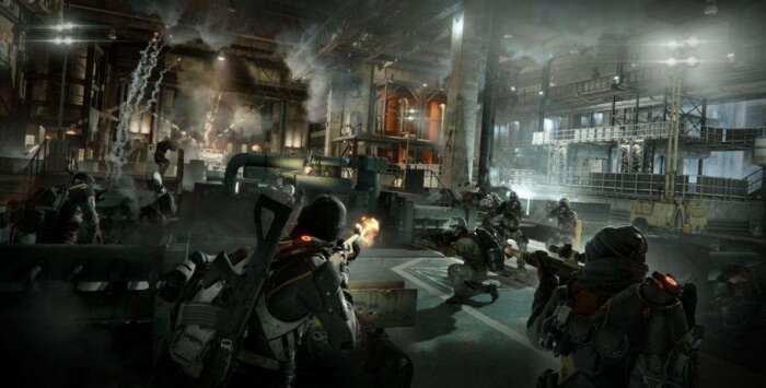 The Division picks up more speed