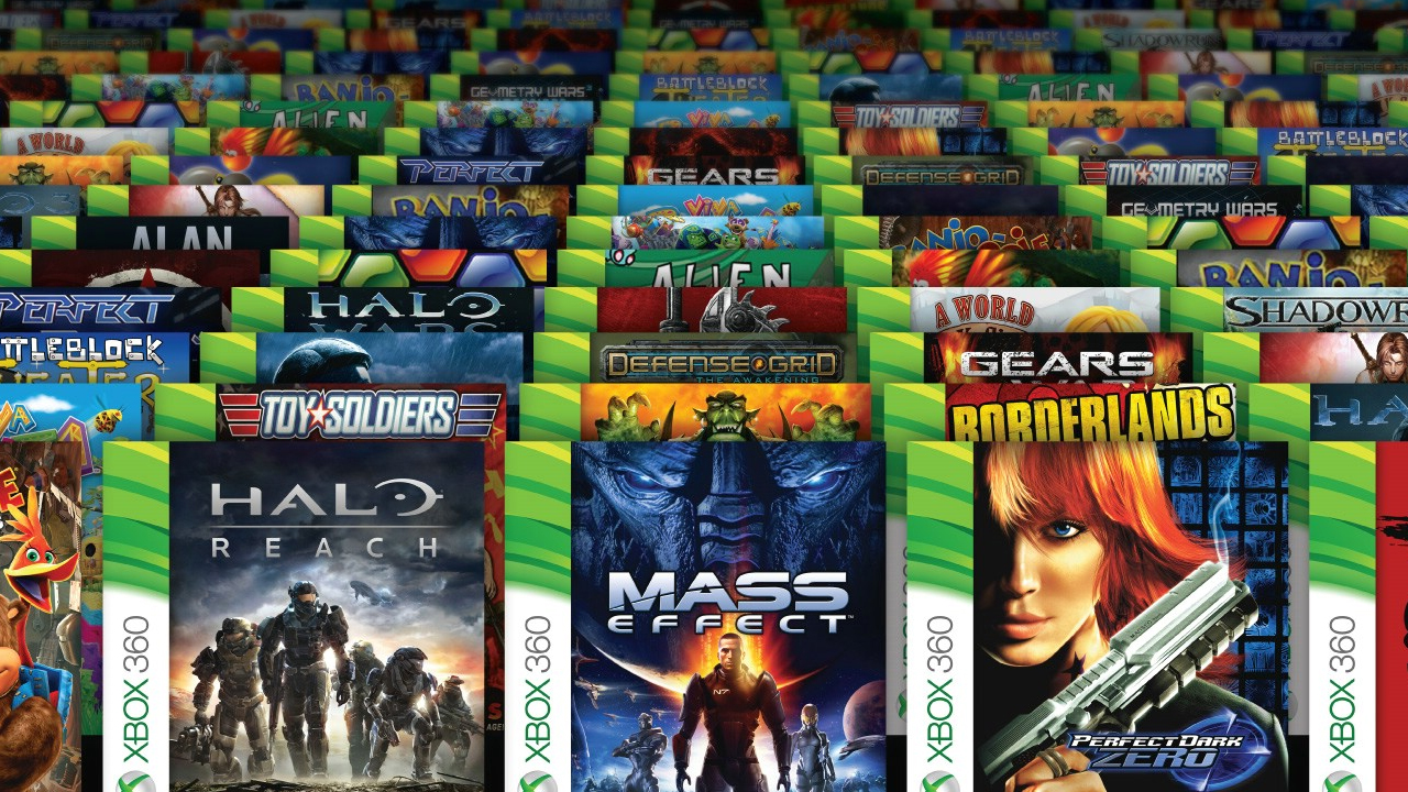 List of Xbox One Backwards Compatibility Games