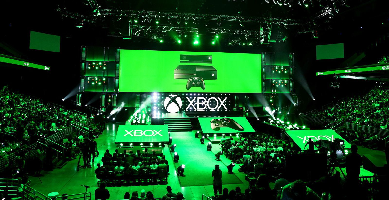 Microsoft E3 Round-Up