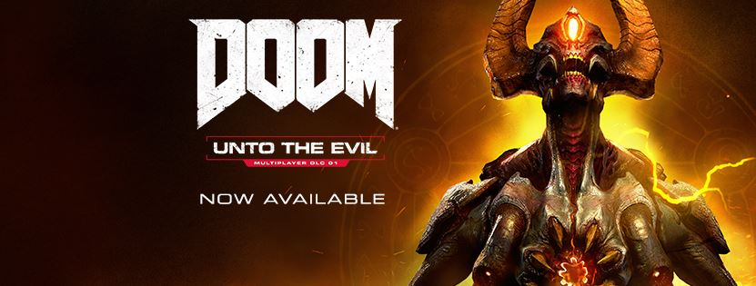 First piece of DOOM DLC released