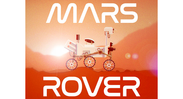 Travel to Mars! Be a Rover!