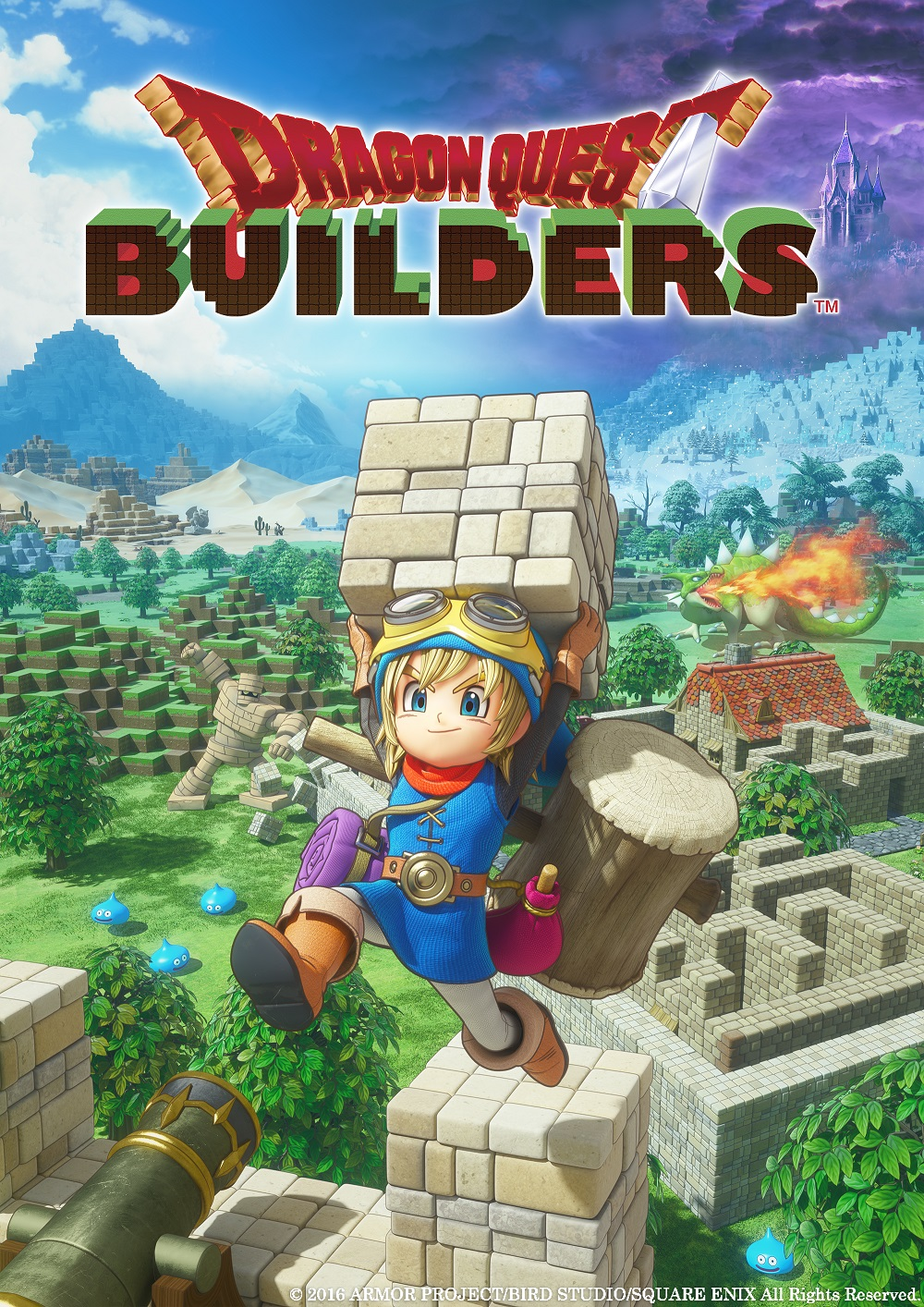 Dragon Quest Builders Hands-On