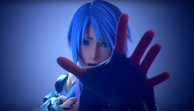 Kingdom Hearts HD 2.8 opening movie revealed