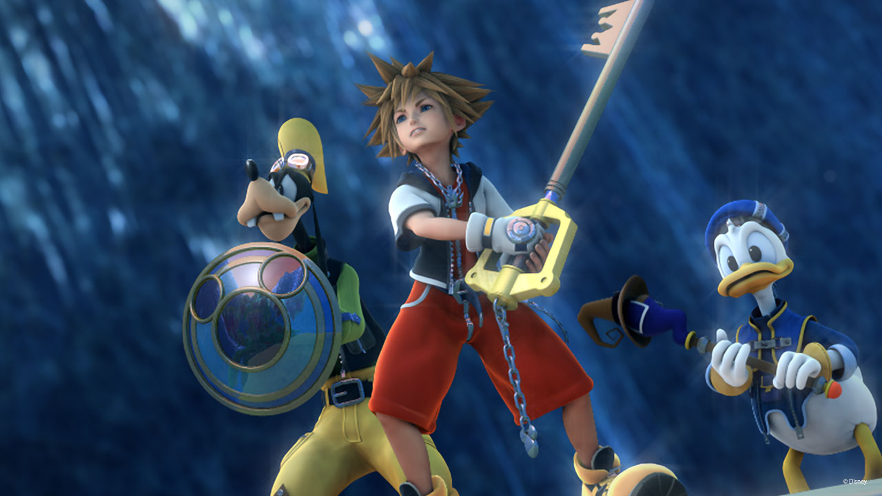 Kingdom Hearts 1.5 & 2.5 ReMIX announced for PS4