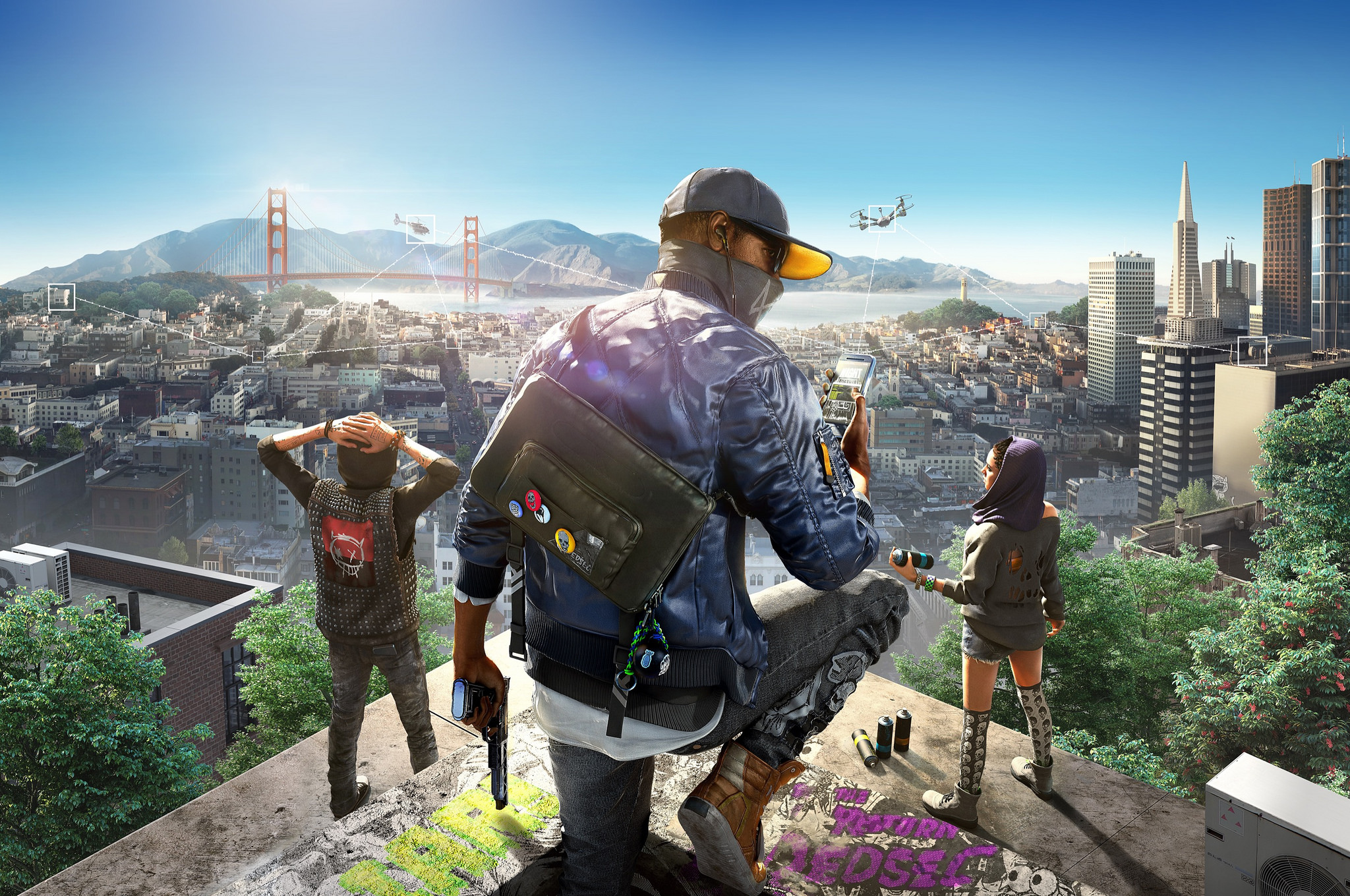 Watch Dogs 2 Eyes-On