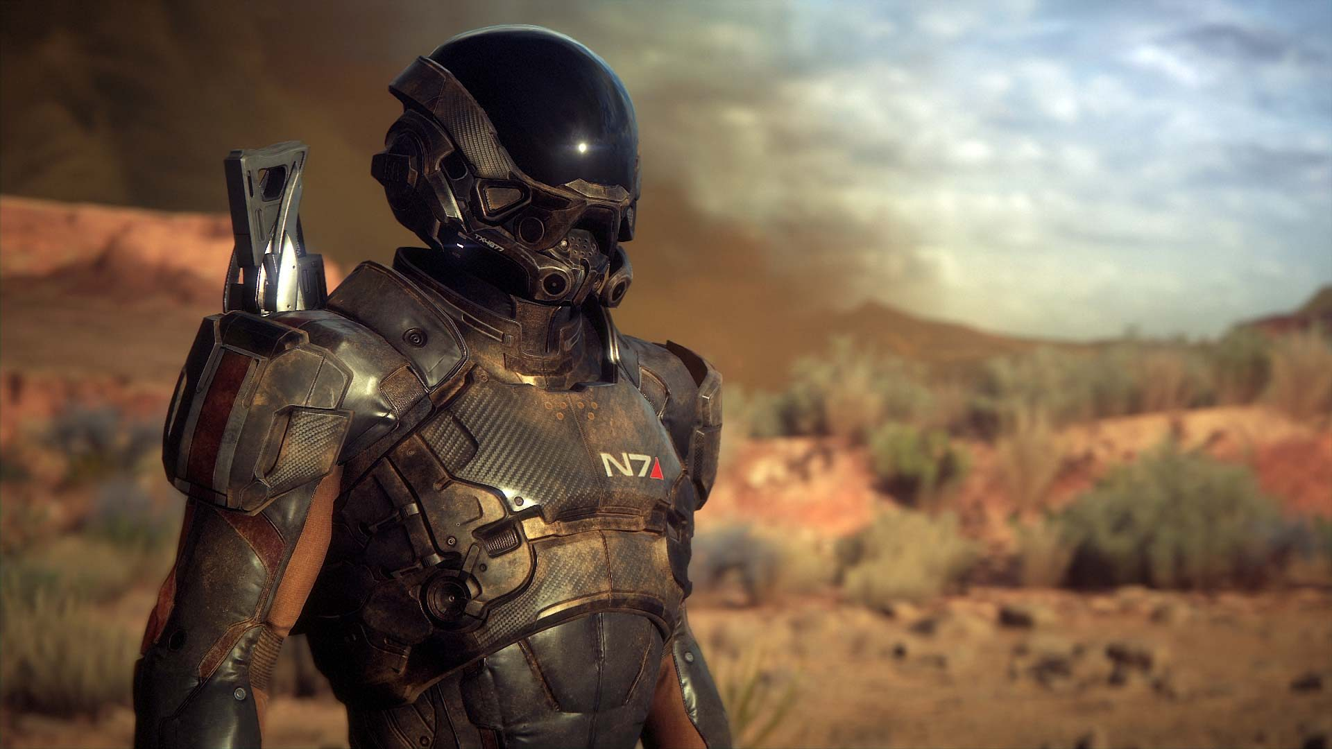 New Mass Effect: Andromeda trailer released for N7 day!