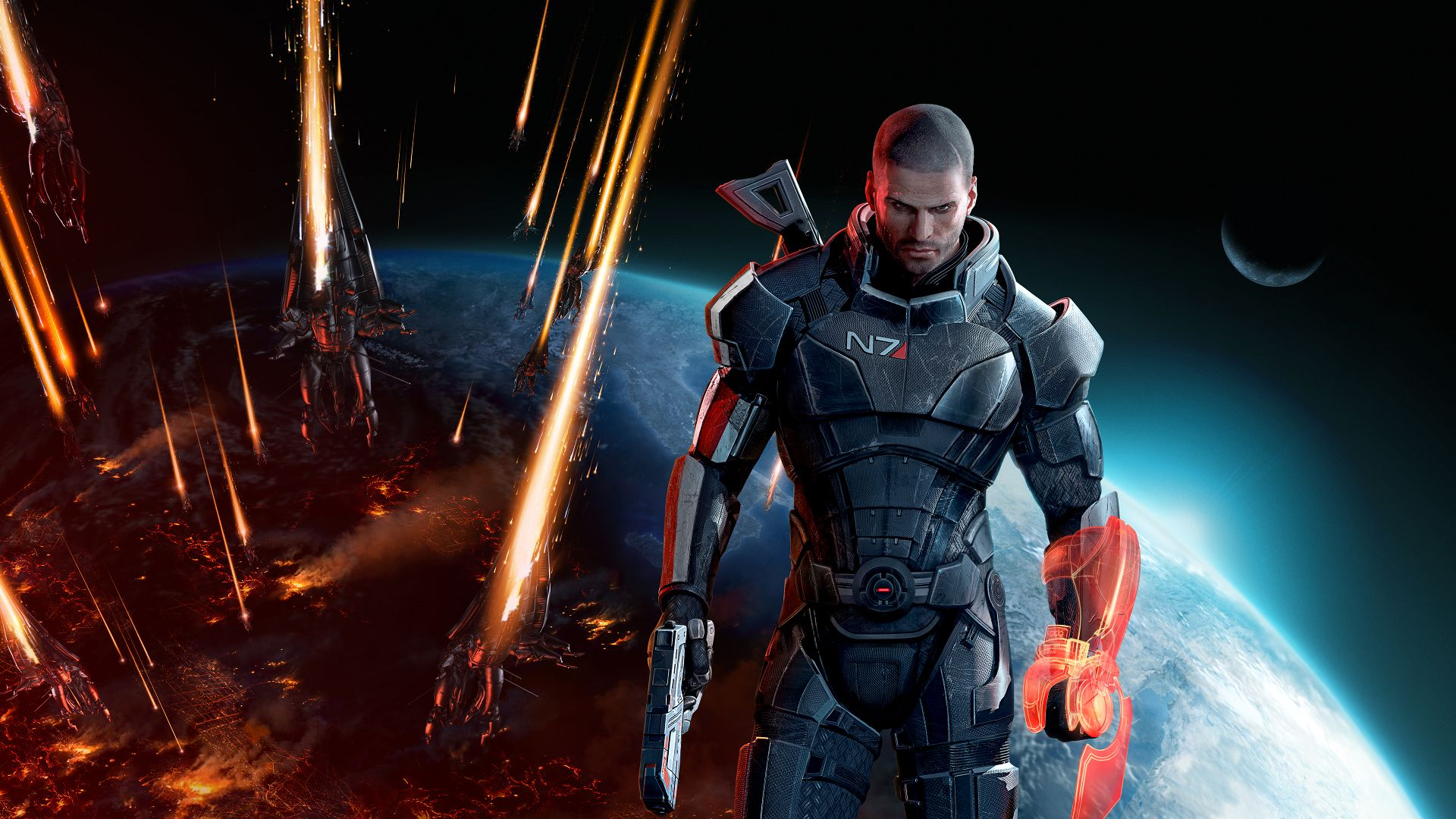 Mass Effect 2 & 3 now available on Xbox Backwards Compatibility!