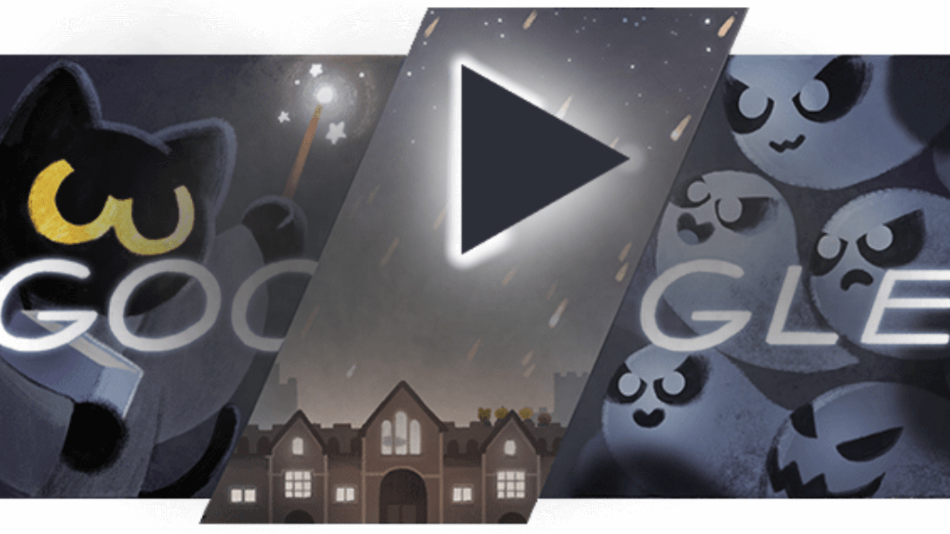 Did you Google this Halloween?