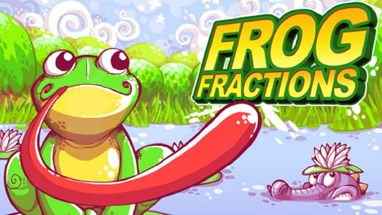 Frog Fractions 2 has been discovered after a 2 year search