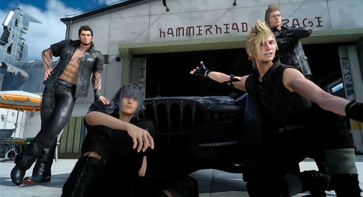 Over 5 million reasons to love Final Fantasy XV