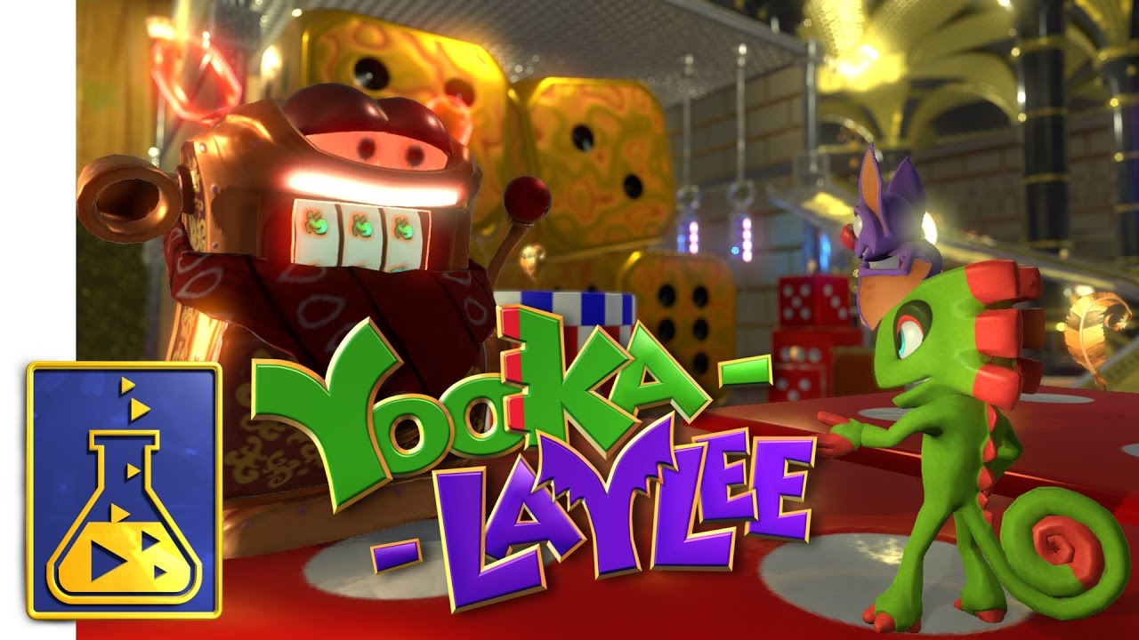 Yooka-Laylee release date, trailer and Switch version