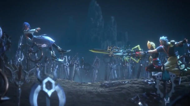 Kingdom Hearts 2.8 final trailer released