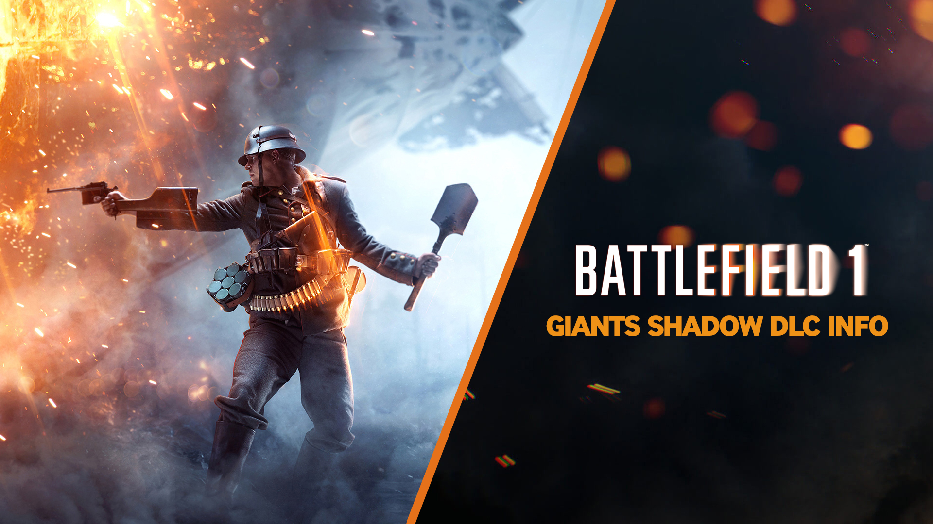 Battlefield 1 DLC Giant's Shadow is coming