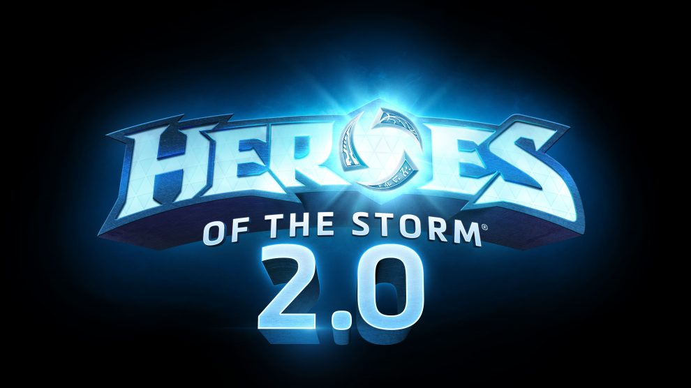 Heroes of the Storm patch 2.0 goes live with Overwatch event
