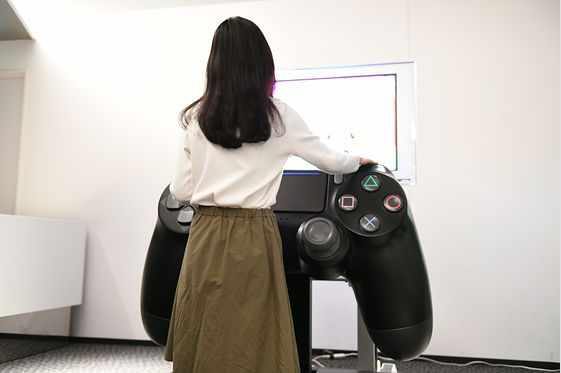 Meet the Deca-Controller – the world's biggest functioning PS4 controller