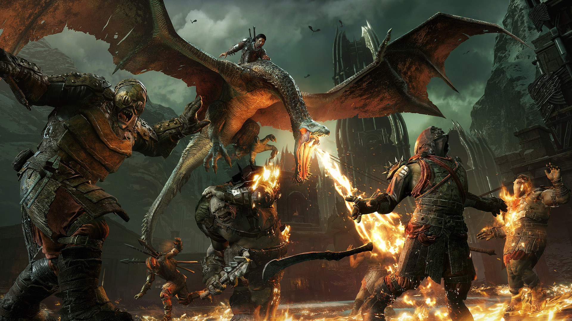 Middle-earth: Shadow of War Review – Rowdy Orchish Bedlam