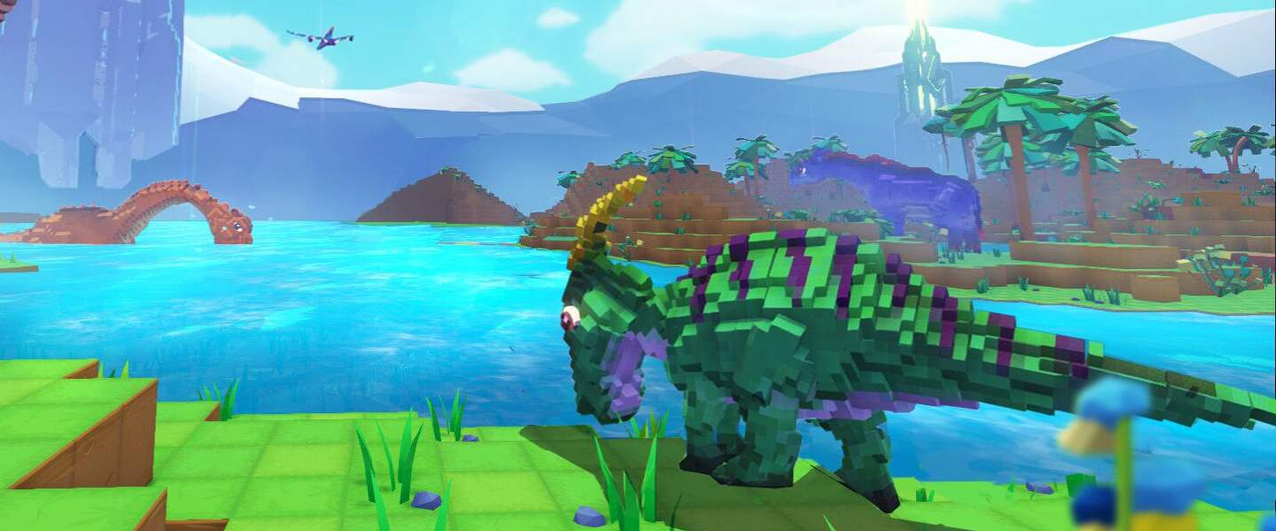 PixARK Review – Total freedom, at a cost