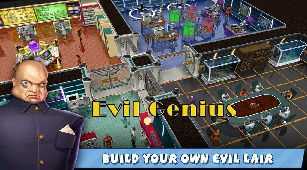 Level Design in Evil Genius 2