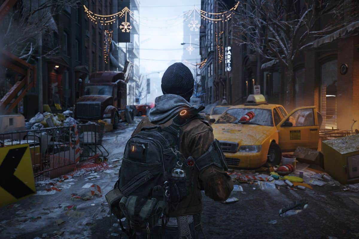 The iconic setting of The Division