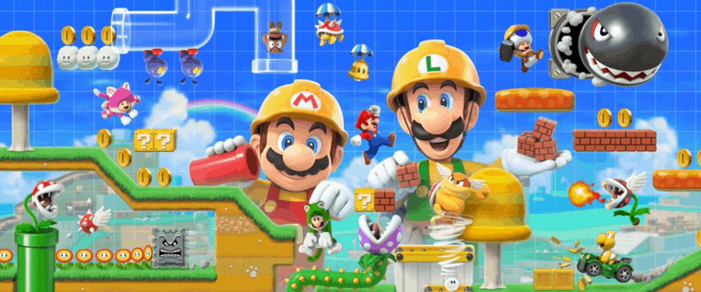 Super Mario Maker 2 Review – Build it, beat it, love it