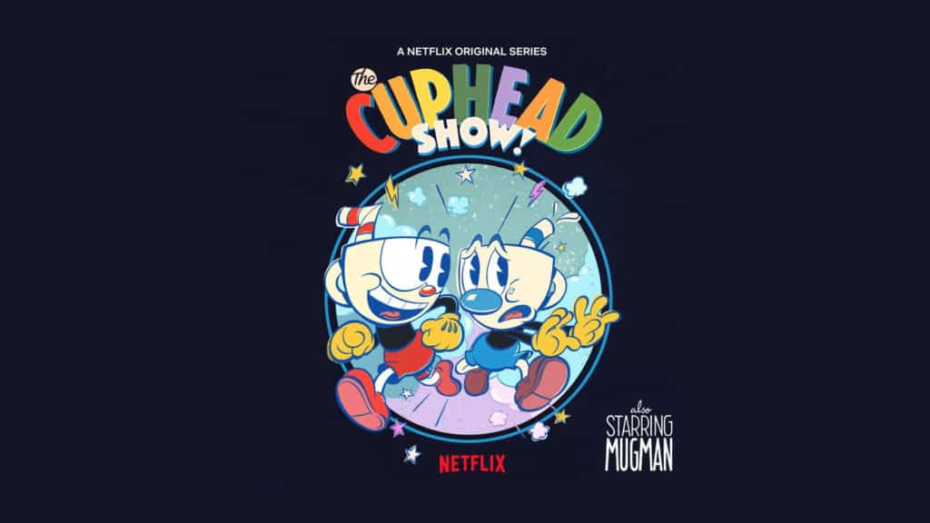 The Cuphead Show promotional image
