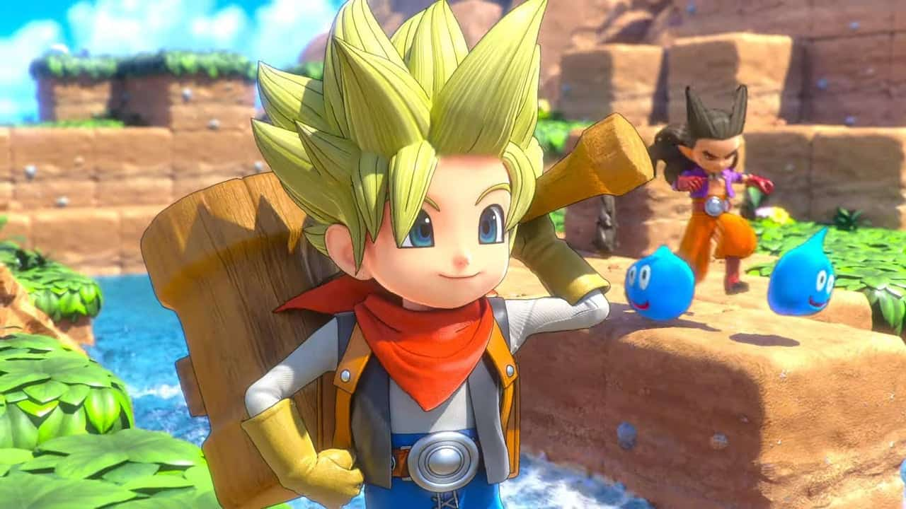 Dragon Quest Builders 2 Review – Building on a great foundation