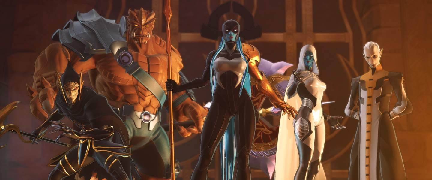 Marvel Ultimate Alliance 3: The Black Order Review – Bombastic team ups