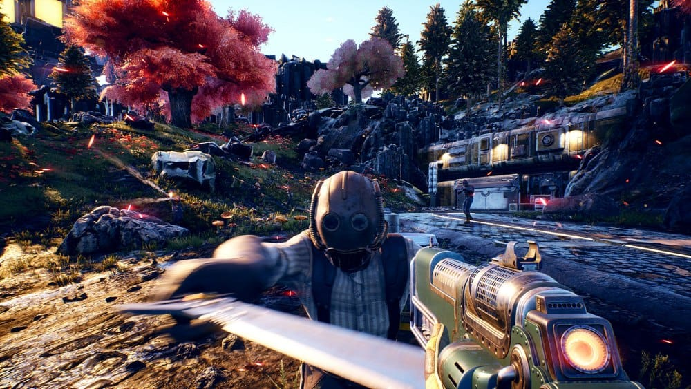 The Outer Worlds, the highly anticipated Obsidian game.
