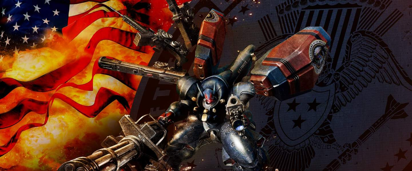 Metal Wolf Chaos XD Review – Believe in your own justice!
