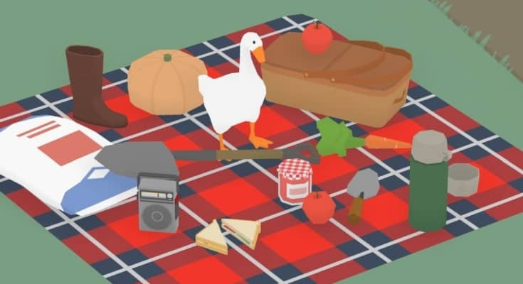 Untitled Goose Game tops the charts with plans to release on more platforms