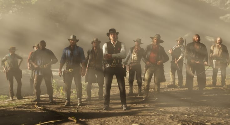 Red Dead Redemption 2 is finally heading to PC