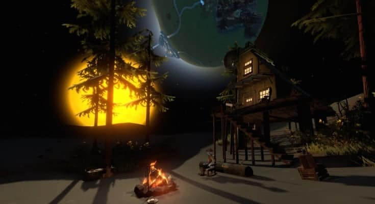 Outer Wilds is dropping on PS4 next week