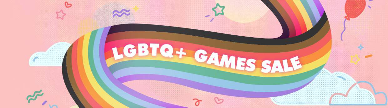 Steam has launched their LGBTQ+ game sale